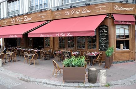 Le P'tit Zinc - Rouen